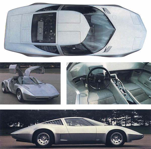 Chevrolet Aerovette concept car