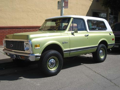 Chevrolet Blazer K5 Photos Reviews News Specs Buy Car