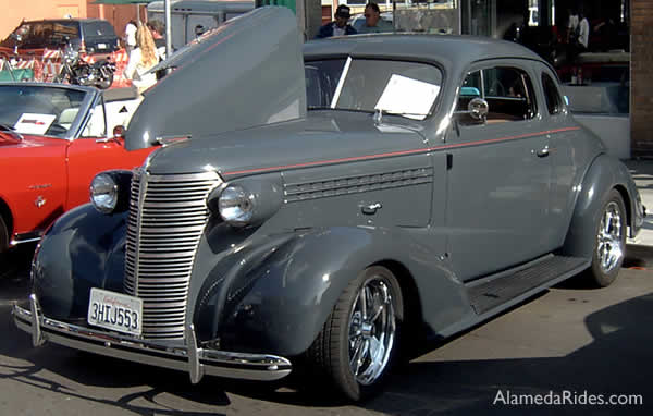 Chevrolet Business coupe