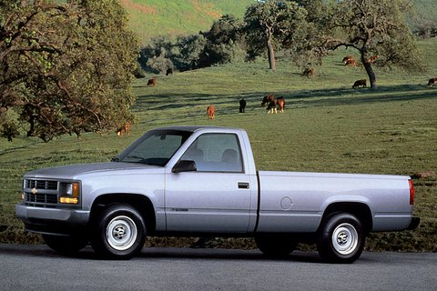 Chevrolet C1500 Picture 2 Reviews News Specs Buy Car