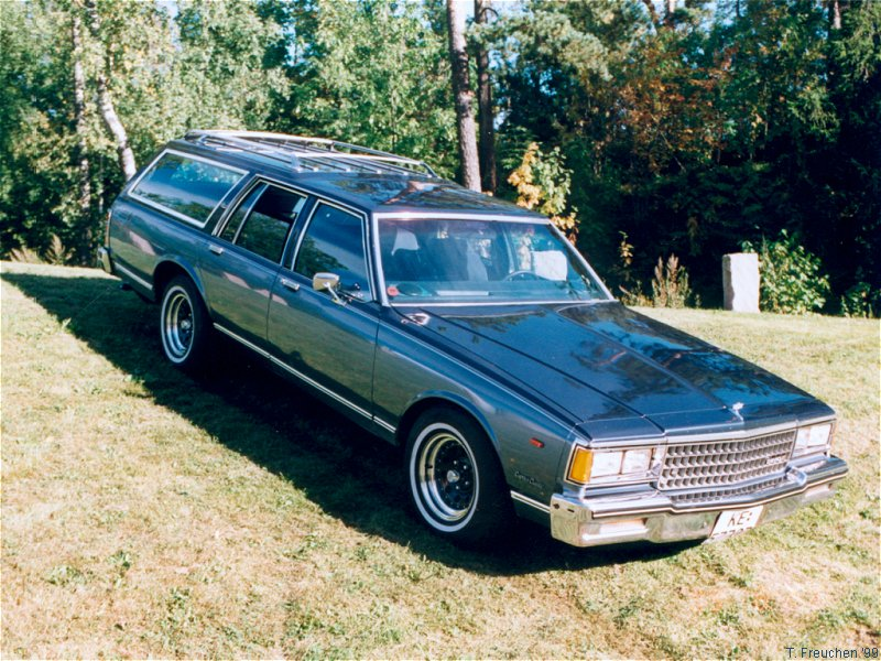 Chevrolet Caprice Classic CL  Photos, News, Reviews, Specs, Car