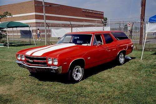 70 Chevelle Wagon