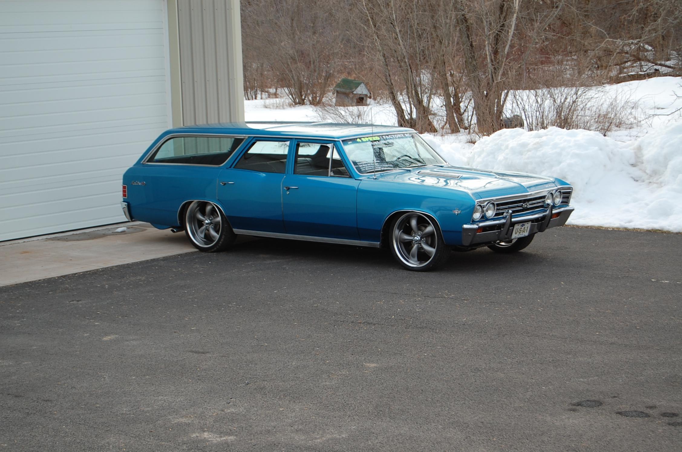 1967 Chevelle Wagon