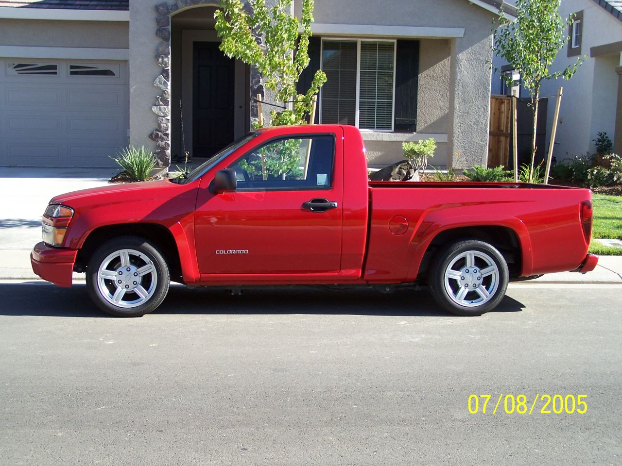 2005 Chevrolet Colorado Regular Cab