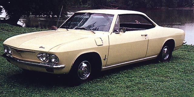 Chevrolet Corvair Monza Sport Coupe