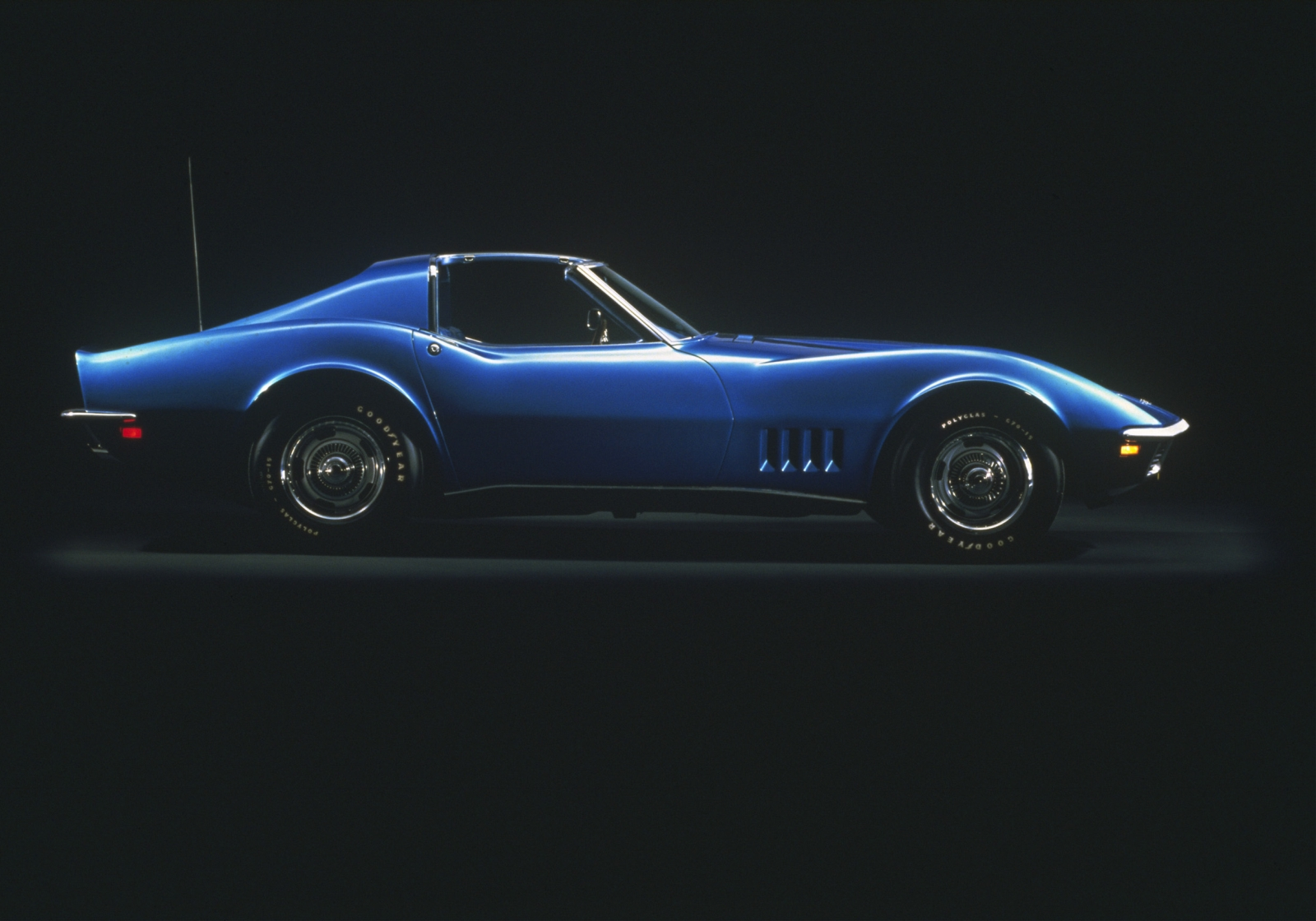 Chevrolet Corvette C2 Sting Ray Coupe:picture # 4 , reviews, news