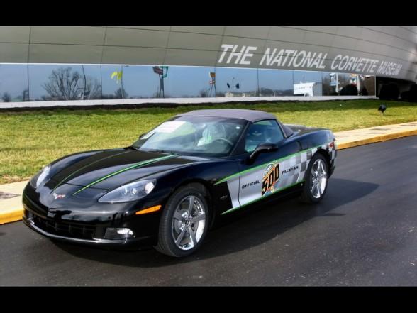 chevrolet corvette indianapolis 500 pace car picture 2 reviews news specs buy car. Black Bedroom Furniture Sets. Home Design Ideas