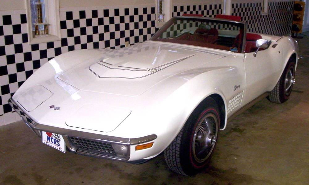 Chevrolet Corvette LT1