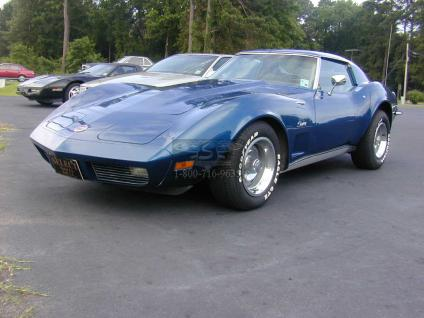 Corvette Stingray on Chevrolet Corvette Stingray   Articles  Features  Gallery  Photos  Buy