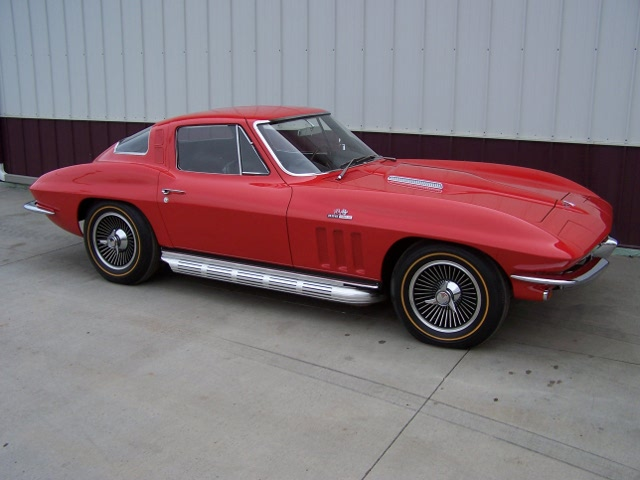 Chevrolet Corvette StingRay 396