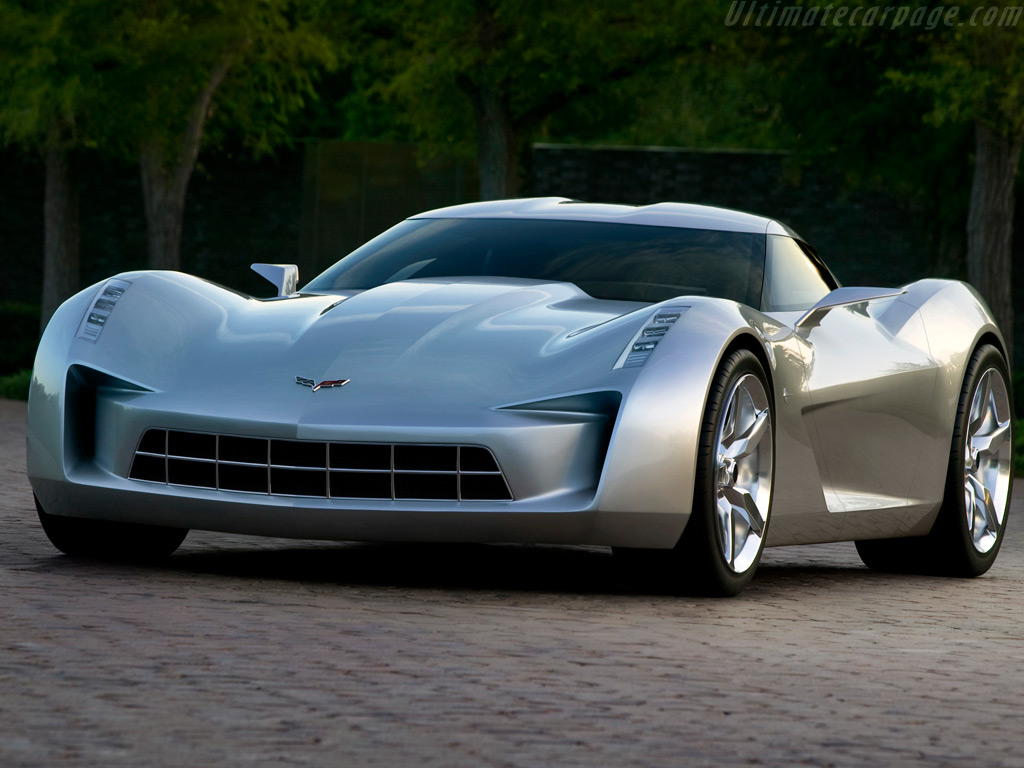 Chevrolet Corvette Stingray Prototype