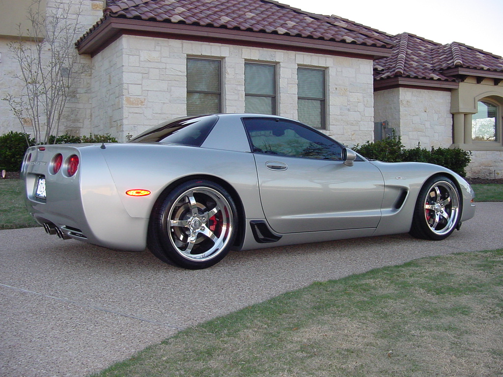 Chevrolet Corvette Zo6 C5 Picture 2 Reviews News