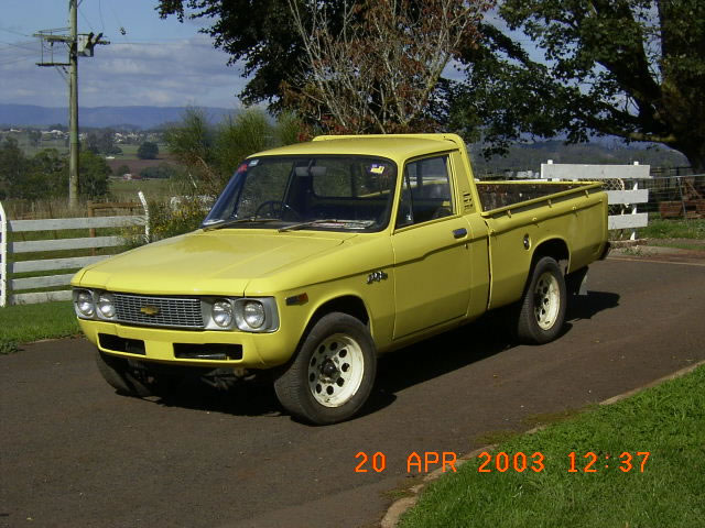 Chevrolet Luv 22 Gls Work Crew Cab Photos Reviews News Specs
