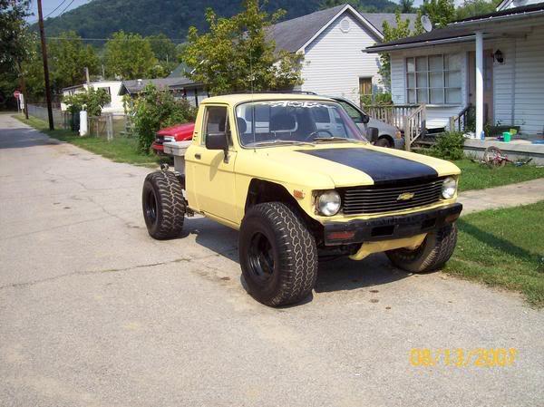Chevrolet LUV Mikado:picture # 2 , reviews, news, specs, buy car