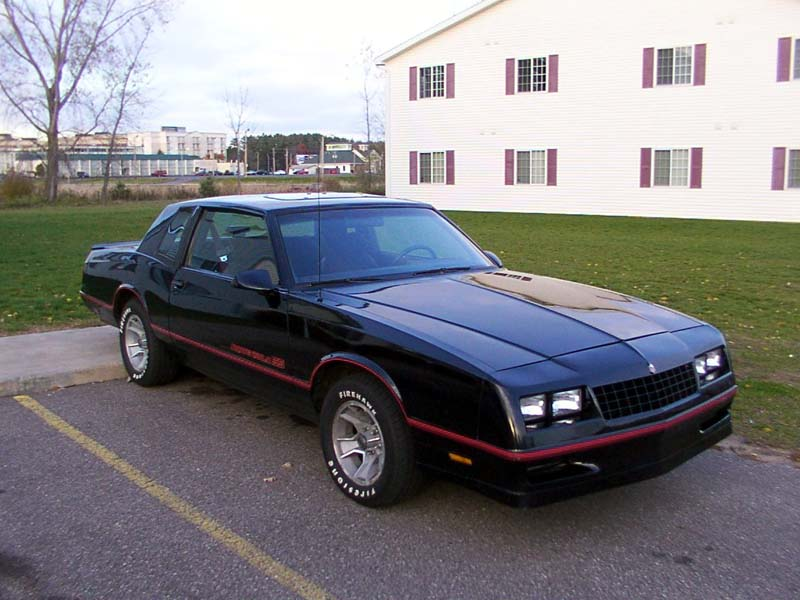 Chevrolet Monte Carlo Ss Picture 4 Reviews News Specs Buy Car