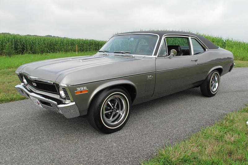 1970 Chevrolet Nova SS 396