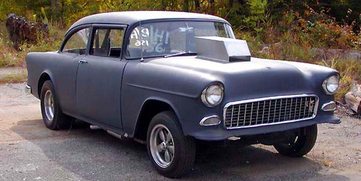 Chevrolet One-Fifty