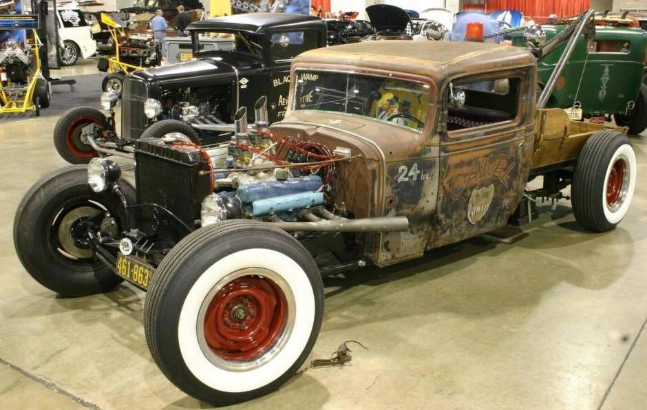 Chevrolet rat rod photos reviews news specs buy car