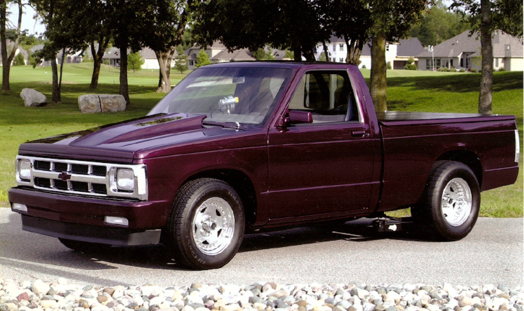 1985 Chevy S10 Pick Up