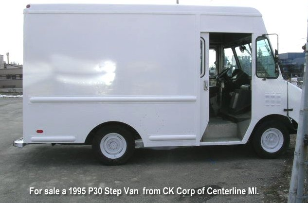 Chevrolet Step Van 10