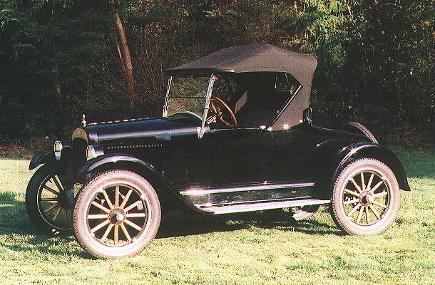 Chevrolet Superior Roadster