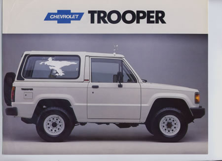 Chevrolet Trooper
