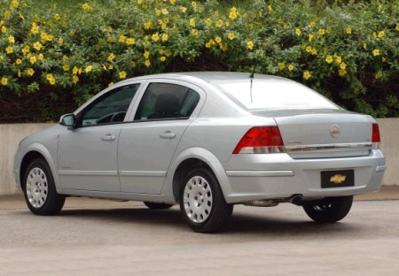 Chevrolet Vectra Expression