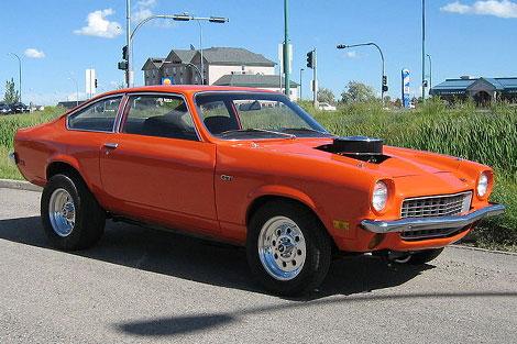 Chevrolet Vega Picture 3 Reviews News Specs Buy Car