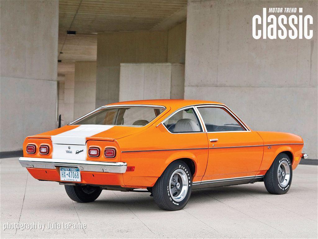 Chevrolet Vega Gt Photos News Reviews Specs Car Listings