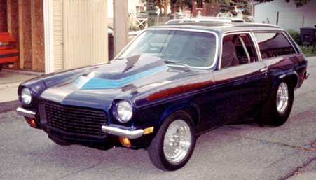 Vega Kammback Wagon Craigslist | Autos Post