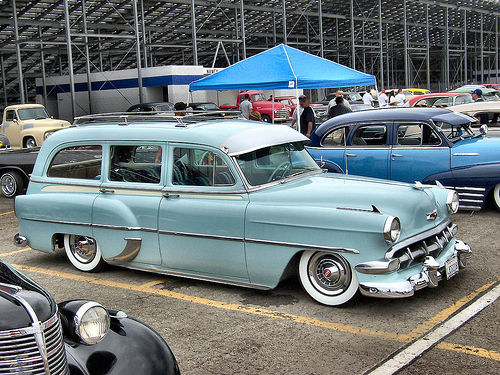 Chevrolet Wagon