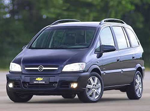 Chevrolet Zafira Elite 20 Photos Reviews News Specs