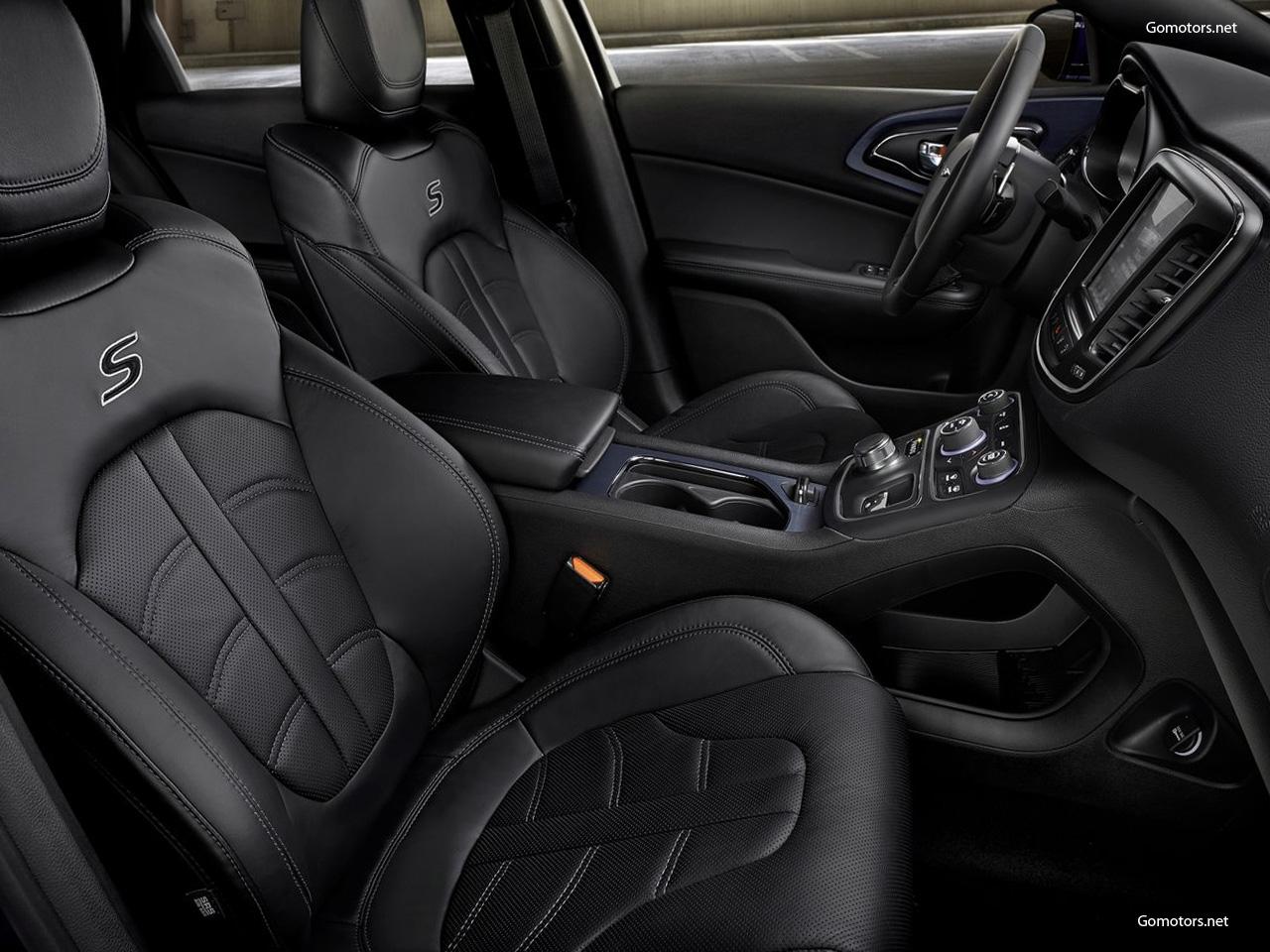 2015 Chrysler 200 Interior Photos Reviews News Specs