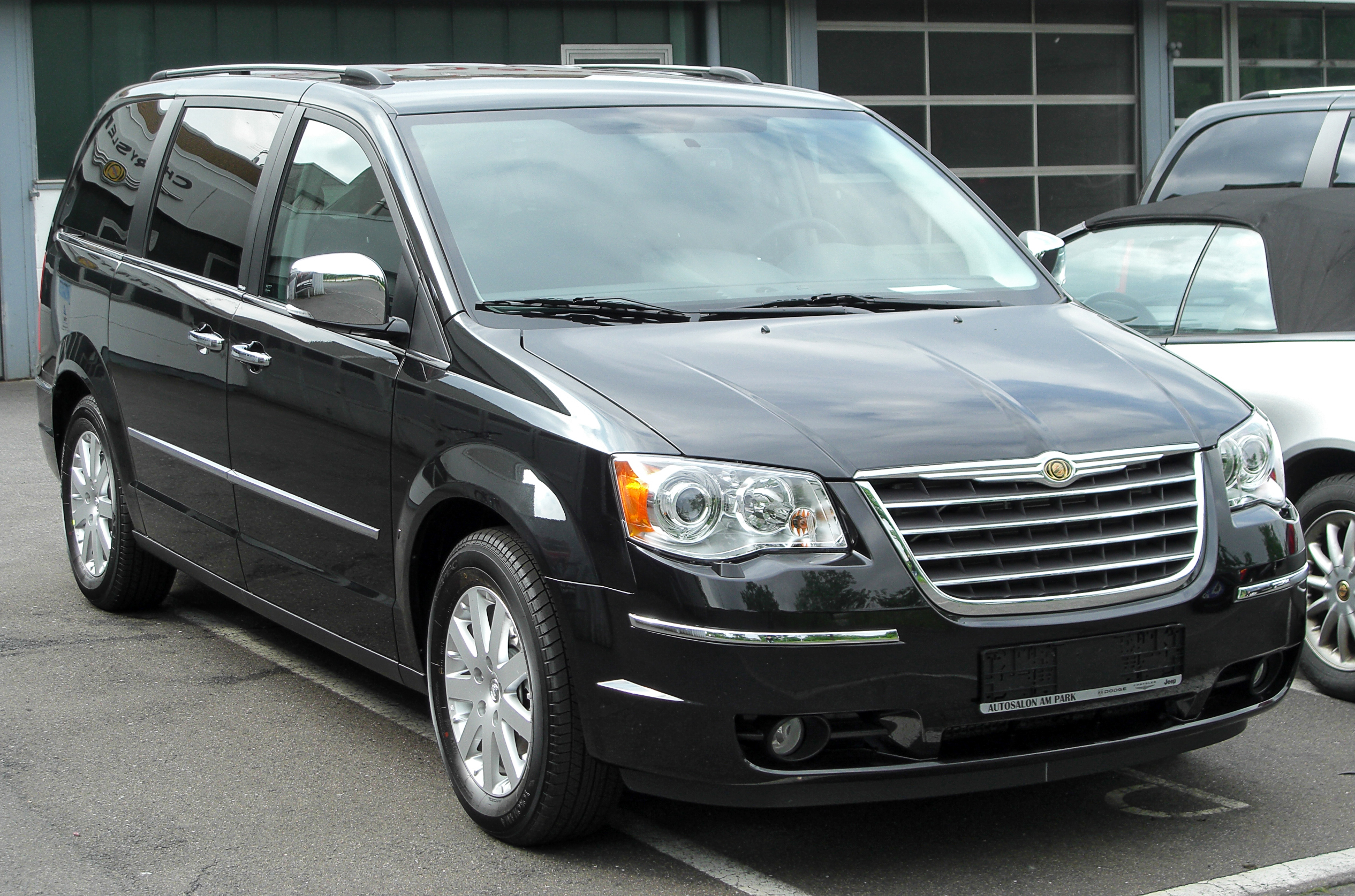 Chrysler grand voyager rt picture 2 reviews news Grand motors used cars
