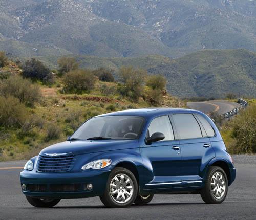 Chrysler PT Cruiser Limited 24L