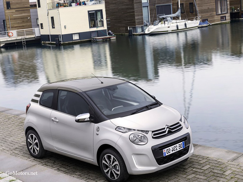 2015 citroen c1 picture 2 reviews news specs buy car. Black Bedroom Furniture Sets. Home Design Ideas