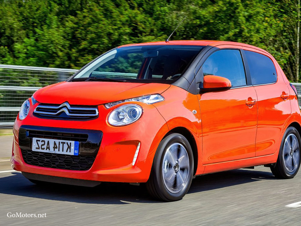 2015 Citroen C1 Picture 20 Reviews News Specs Buy Car