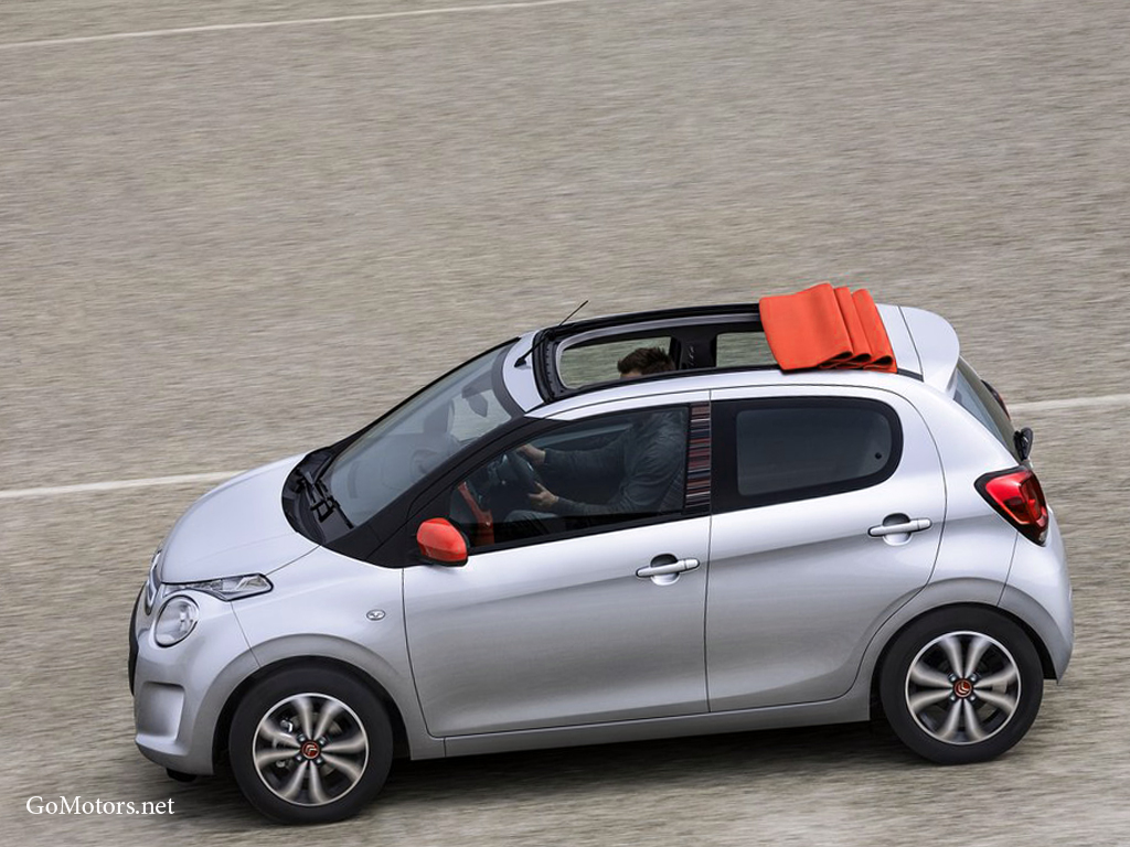 2015 citroen c1 picture 4 reviews news specs buy car. Black Bedroom Furniture Sets. Home Design Ideas