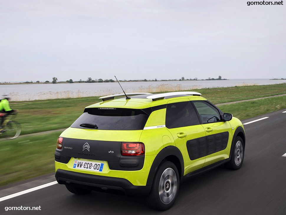 2015 citroen c4 cactus photos reviews news specs buy car. Black Bedroom Furniture Sets. Home Design Ideas