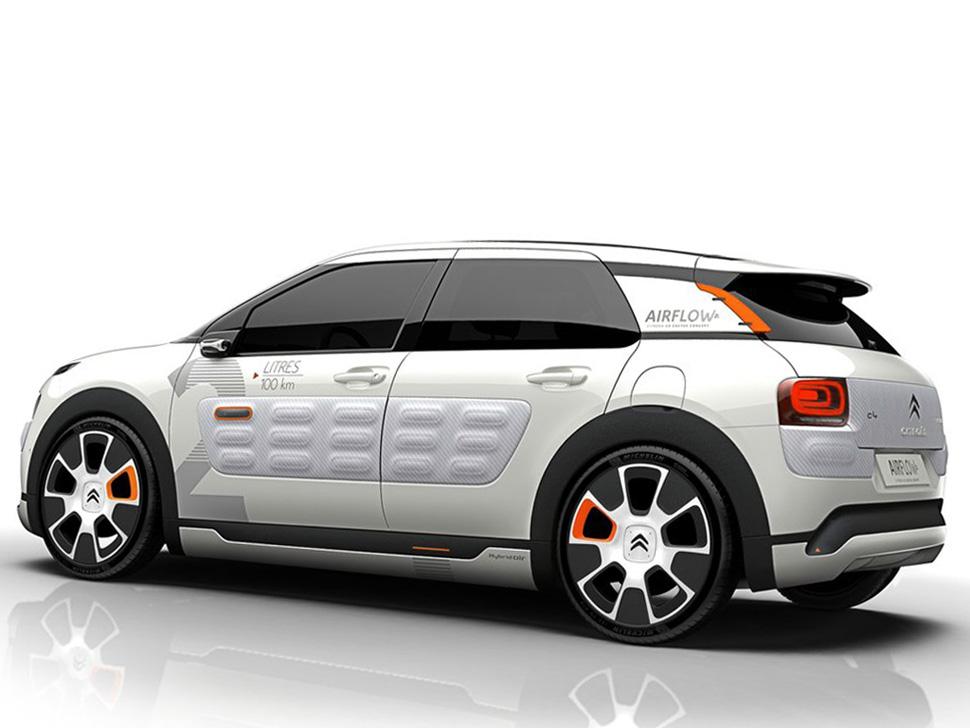 citroen c4 cactus airflow 2l concept 2014 photos reviews news specs buy car. Black Bedroom Furniture Sets. Home Design Ideas