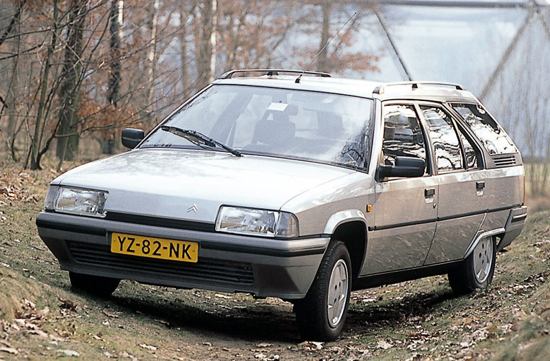 Citroen Bx19 Tri Break  Photos  Reviews  News  Specs  Buy Car
