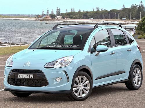 Citroen C3 Xtr Picture   2   Reviews  News  Specs  Buy Car