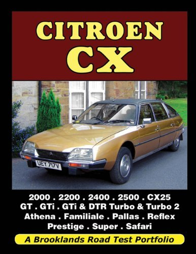 Citroen CX 2000 Super