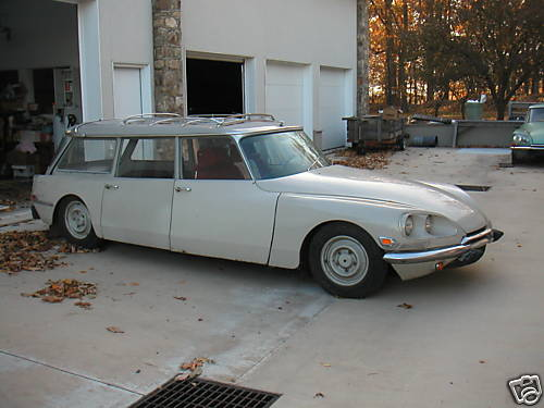 Citroen DS 21 Break