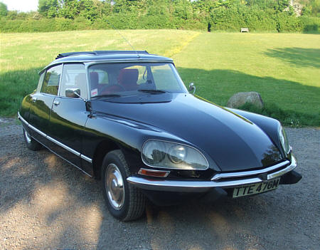 Citroen DS 23 Pallas