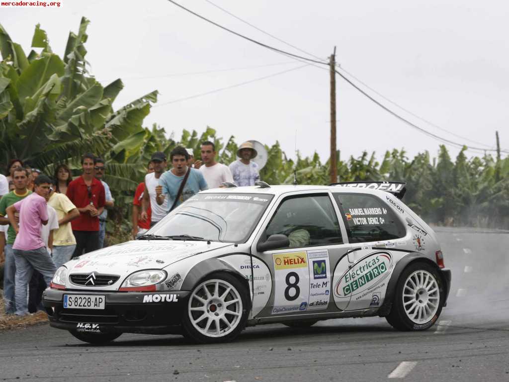 Citroen Saxo Rally Kit Car Photos News Reviews Specs