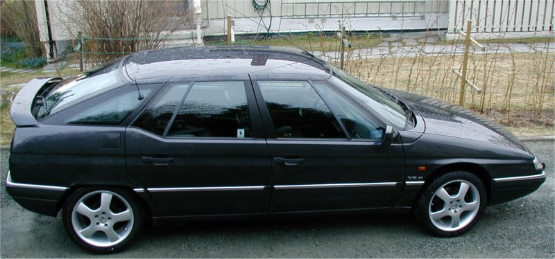 citroen xm tct photos news reviews specs car listings. Black Bedroom Furniture Sets. Home Design Ideas