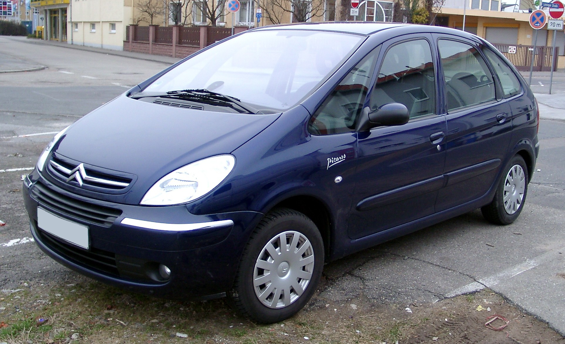 Citroen Xsara Picasso Photos News Reviews Specs Car