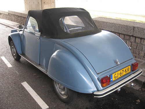 Citron 2cv Coup Picture 1 Reviews News Specs Buy Car
