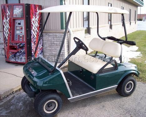 2007 Club Car Precedent Service Manual